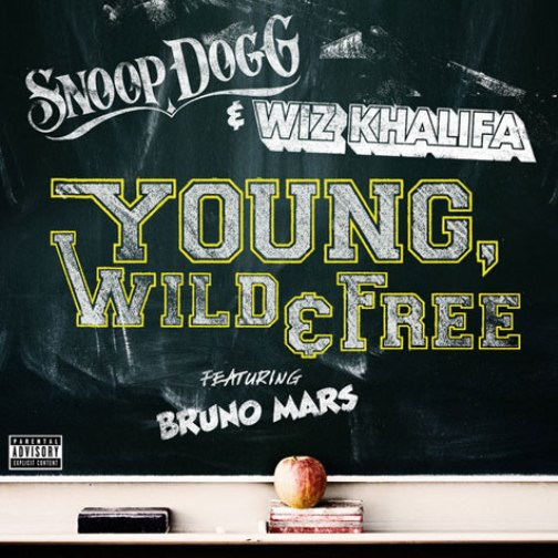 snoop wiz mars young wild free cover