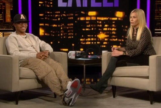 T.I. Visits Chelsea Lately, Talks New Book [Video]