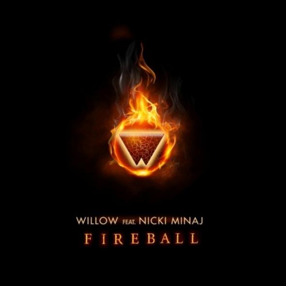 New Music: Willow Smith Ft. Nicki Minaj – Fireball