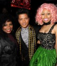 CHAKA KHAN, BRUNO MARS, AND NICKI MINAJ