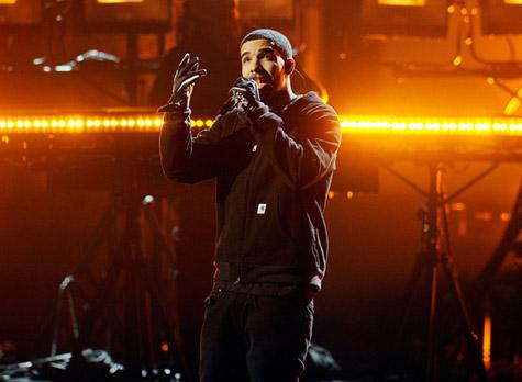 Drake, Jennifer Lopez, Mary J. Blige, Ludacris AMA Performance [Video]