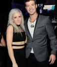 ELLIE GOULDING AND ROBIN THICKE