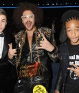 JUSTIN BIEBER, REDFOO, AND JADEN SMITH