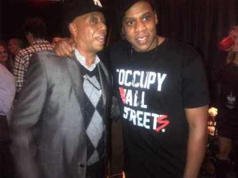 """Jay-Z's """"Occypy All Streets"""" T-Shirts Resurfaced"""