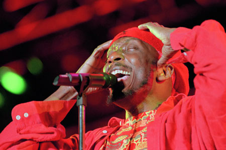 "Jimmy Cliff New Album ""Sacred Fire"" Drop November 29"