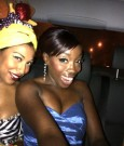 MELANIE FIONA AND ESTELLE halloween