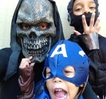 MONICA AND SONS halloween