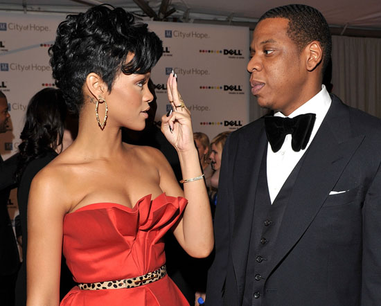 New Music: Rihanna Ft. Jay-Z – Talk That Talk