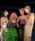 Selena Gomez, Nicki Minaj, Katy Perry and Taylor Swift