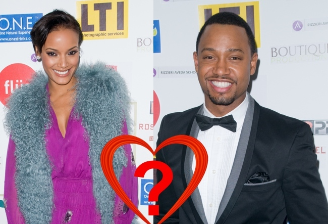 Rumored Couple: Selita Ebanks And Terrence J.