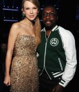 TAYLOR SWIFT AND WILL.I.AM