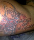 Vybz Kartel Chucky Tattoo