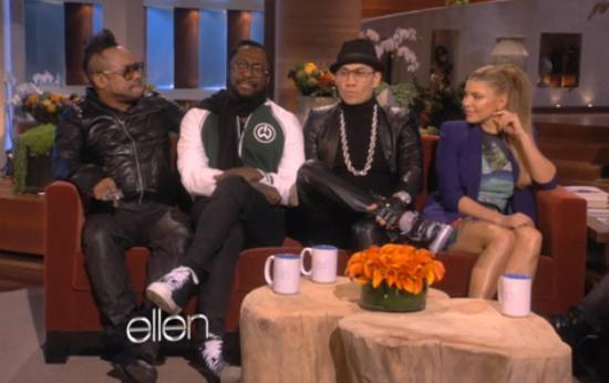 Black Eyed Peas Talks Their Hiatus Plans On Ellen [Video]