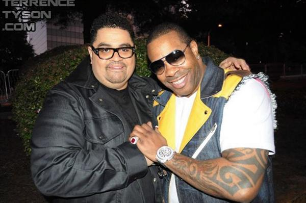 Music: Busta Rhymes – You Ain't Gotta Wait Till I'm Gone (Heavy D Tribute)