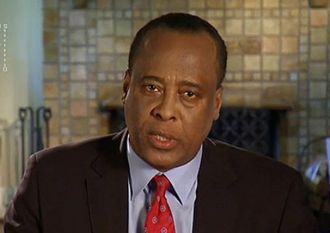 Conrad Murray Sentence To Four Years Behind Bars