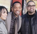 Will Smith Hand and Footprint Ceremony at Grauman's Chinese Theatre
