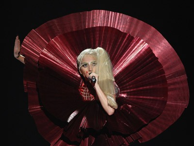 Lady Gaga, Jessie J, Bruno Mars, Bieber Shines At MTV Europe Awards [Photo]