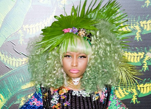 Nicki Minaj Allegedly Got Into Fight With Makeup Assistant