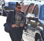 queen latifah heavy d funeral
