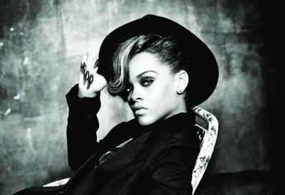 "Rihanna Unveils Promo Pics For ""Talk That Talk"" [Photo]"