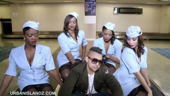 sean paul she doesnt mind video