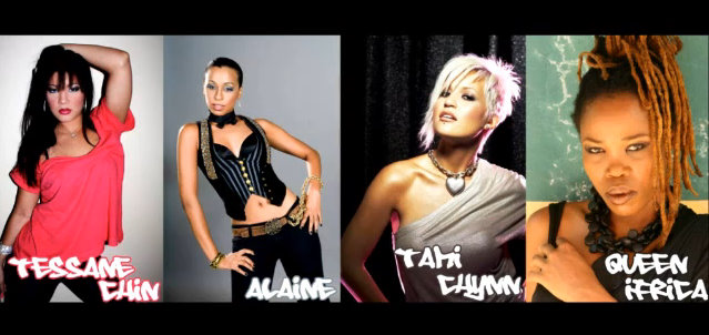 Alaine, Tami Chynn, Tessanne Chin, Queen Ifrica Collab On Beautiful Sista [Audio]