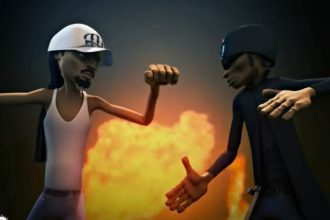 Bounty Vs Beenie Animated Short Film Went Viral [Video]
