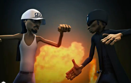 Bounty Vs Beenie Animated Short Film Went Viral [Video]
