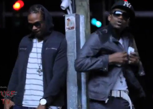 New Video: Busy Signal Ft. D Major – Stick To The Girls