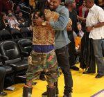 Lil Wayne and Kanye West