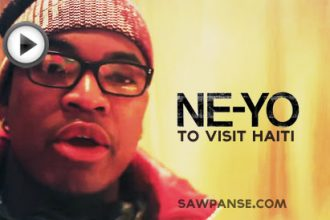 Ne-Yo Performs In Haiti, Visit Orphanages [Video]