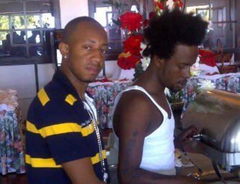Suspect Popcaan Photo Hit The Net