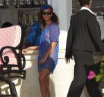 Rihanna in Barbados 2
