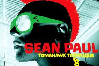 "Sean Paul Release Artwork, Tracklisting For ""Tomahawk Technique"" Album"