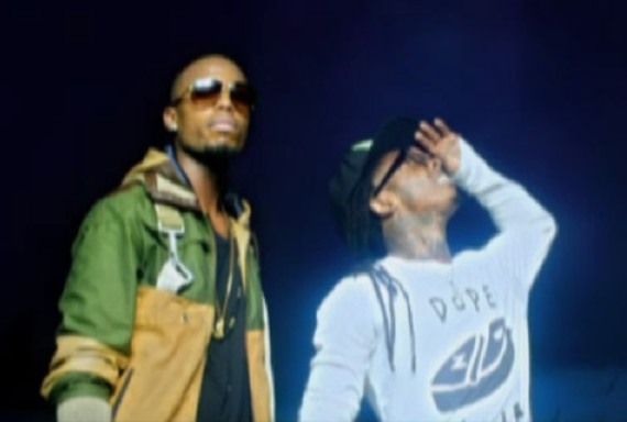 B.O.B Ft. Lil Wayne – Strange Clouds [Video]