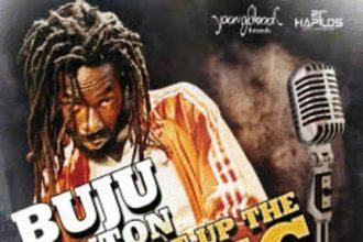 New Music: Buju Banton – Set Up The Mic