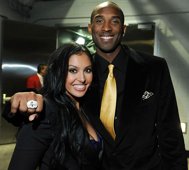 kobe and vanessa bryant divorce
