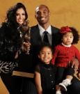 Kobe Bryant and vanessa bryant family