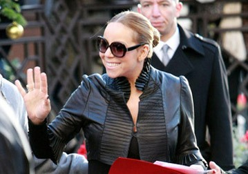 Mariah Carey Shows Off Banging Body In London [Photo]