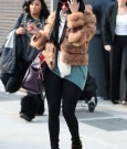 nicki minaj fur coat 1