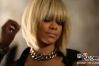 Behind The Video: Rihanna – You Da One [Video]