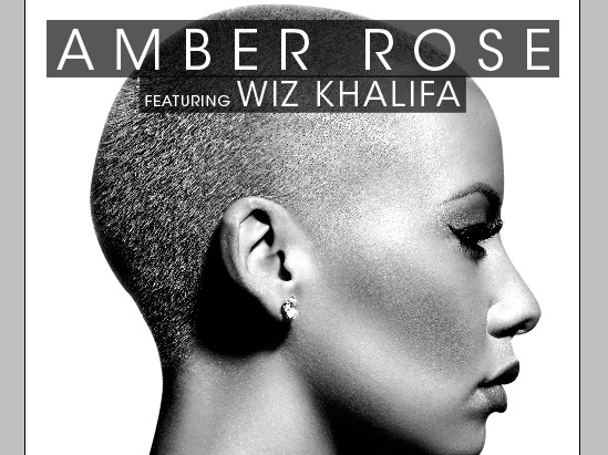 New Music: Amber Rose Ft. Wiz Khalifa – Fame