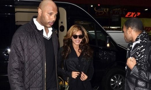 Baby Blue Ivy Carter And Beyonce Heads Home Urban Islandz