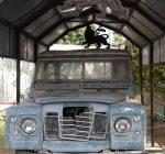 Bob Marley land Rover 4