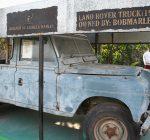 Bob Marley land Rover 7
