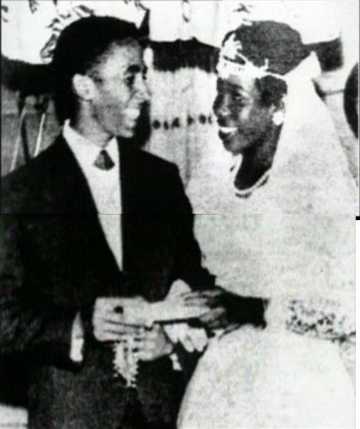Bob marley and rita wedding