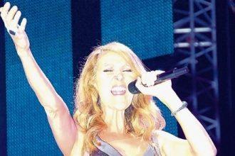 Celine Dion Wows Jamaica Jazz Fest [Video]