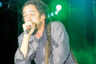 Damian Marley Performing Live At The Jamaica Jazz & Blues Festival [Video]