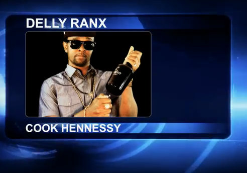 New Video: Delly Ranx – Cook Hennessy