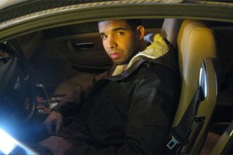 Drake Roll Up On LA Tattoo Artist, Shows Off Aaliyah Ink [Photo]